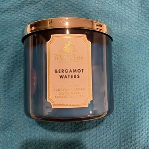 Bath & Body Works Bergamot Waters Candle